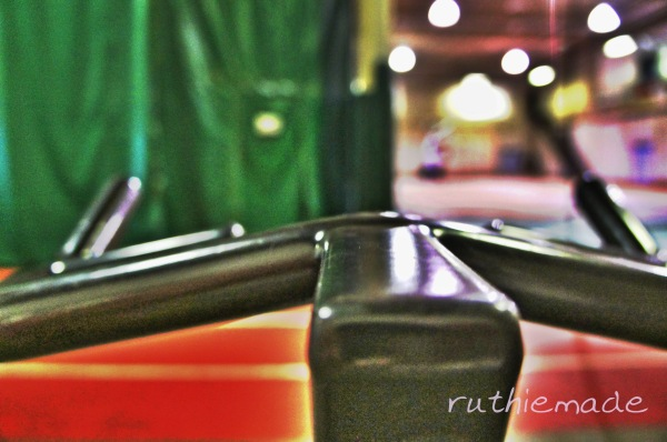 Gym #3 HDR (Spinning...wheel)