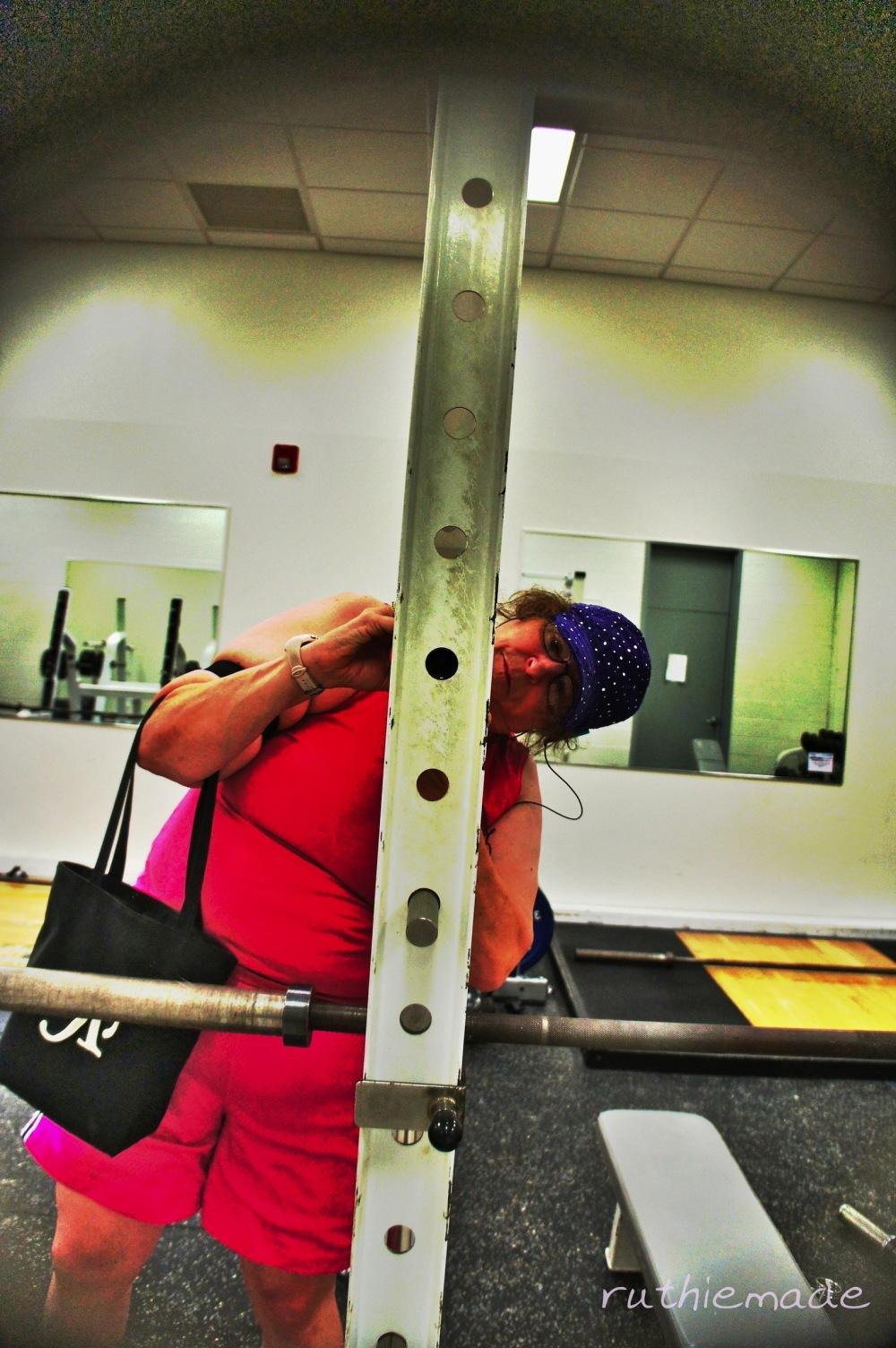 Gym # 7 HDR