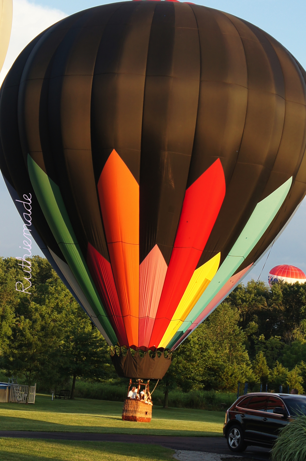 Hot Air Balloon 7