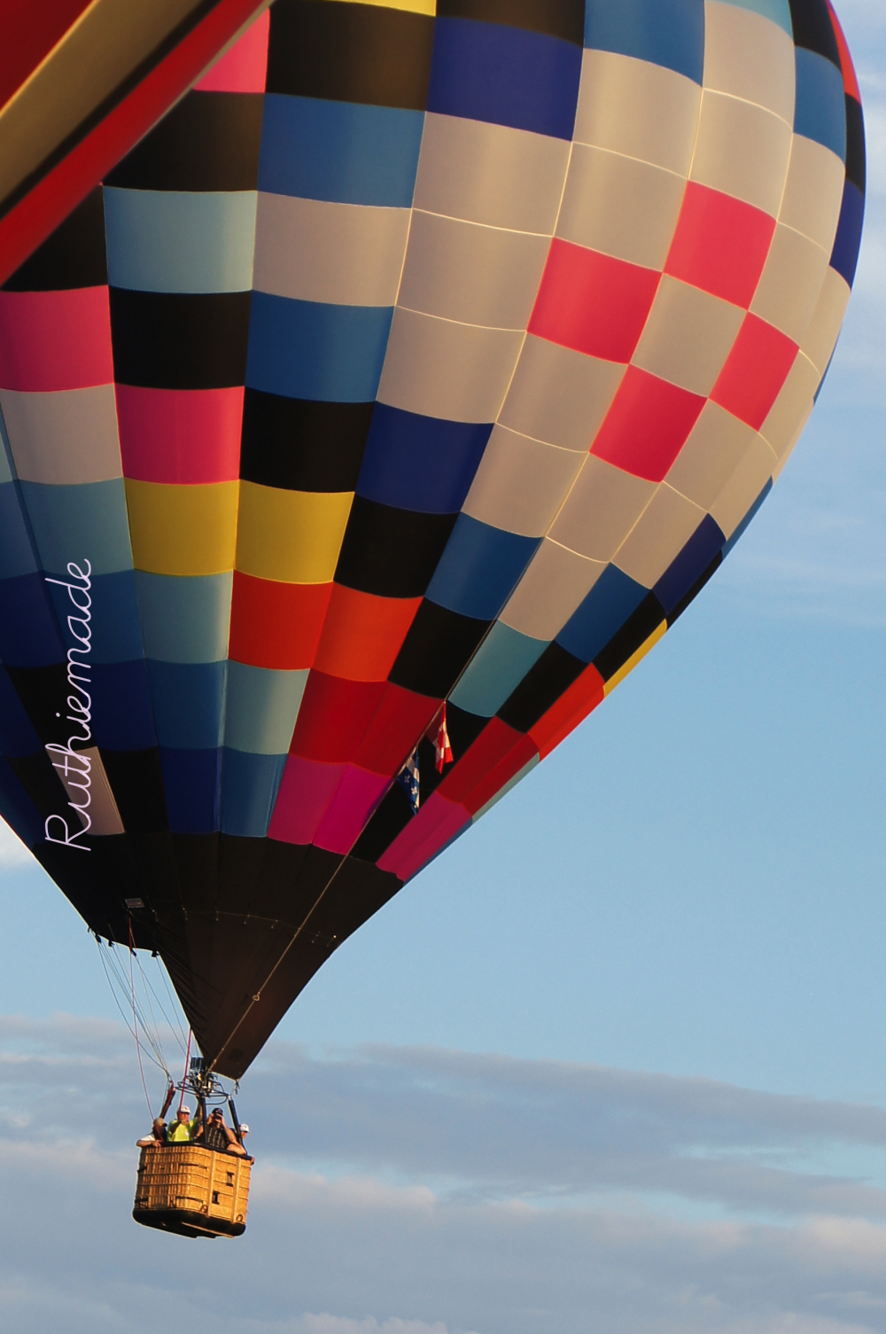 Hot Air Balloon 10