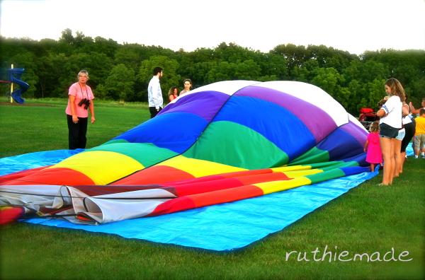 Hot Air Balloons Part 2  4/11