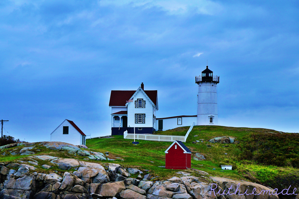 Nubble Lighthouse 1