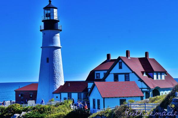 Portland Head Lighthouse 3