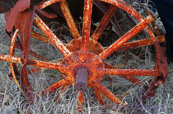 Old Wheel 2