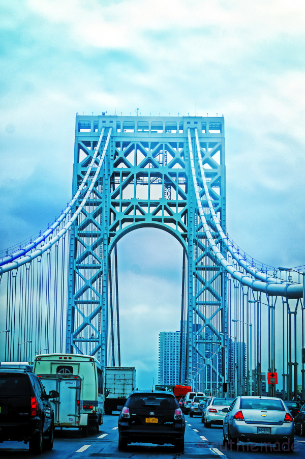 George Washington Bridge, NYC