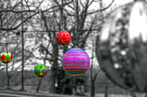 Outdoor Ornaments 5