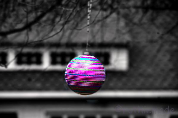 Outdoor Christmas Ornament 3
