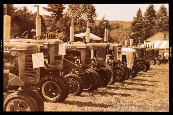 Old time Tractors