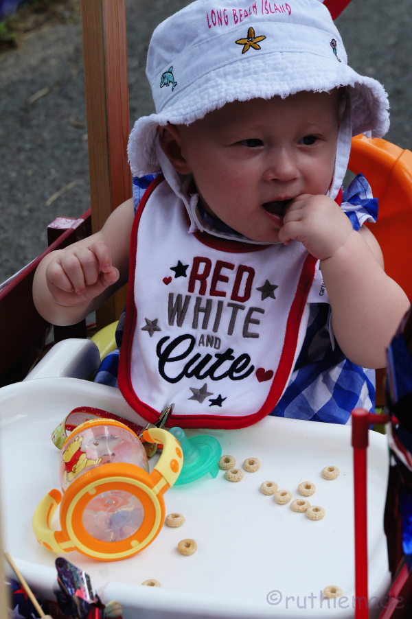 Red, White and Cute