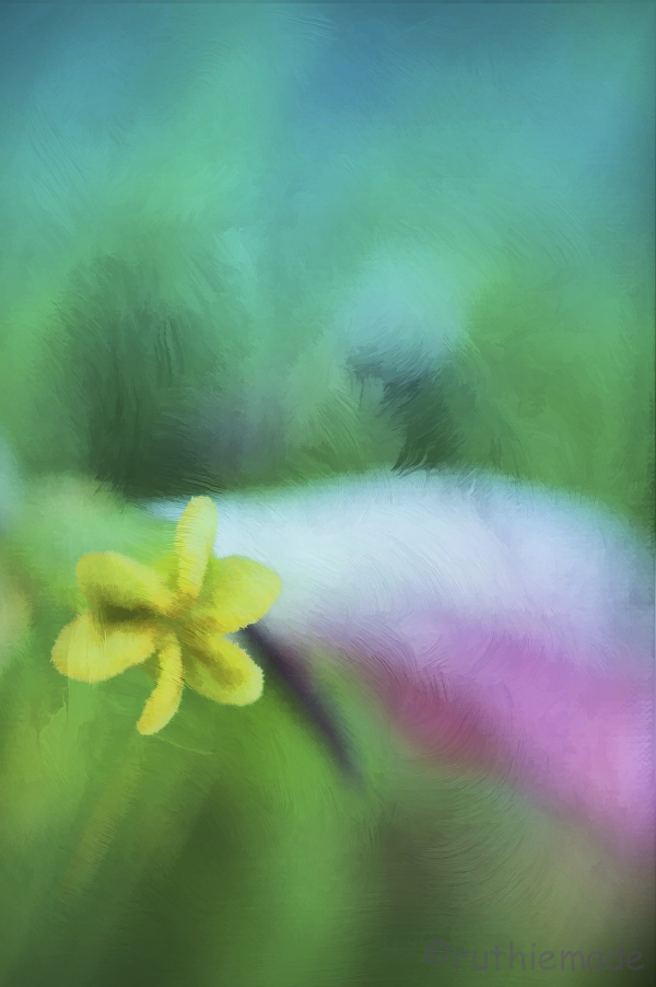 Texture Flower 18