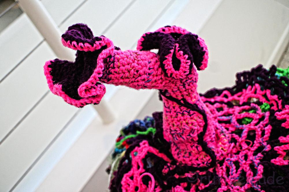 ST Crochet Creature