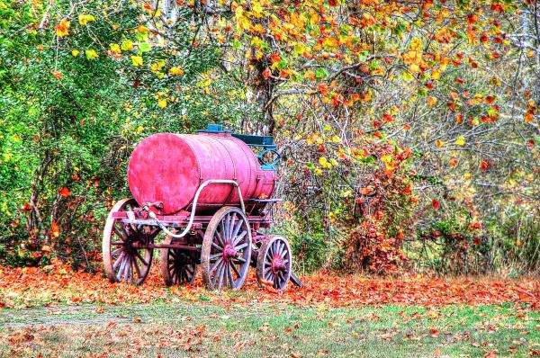 Farm Wagon Tank
