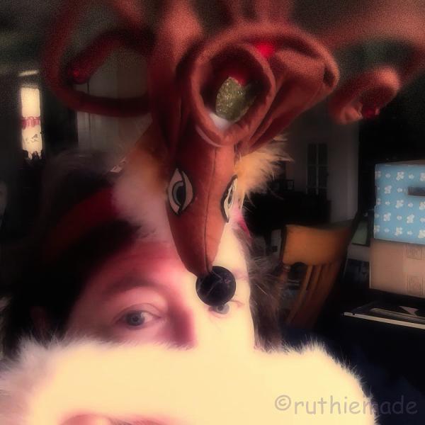 Christmas 2014 Selfie