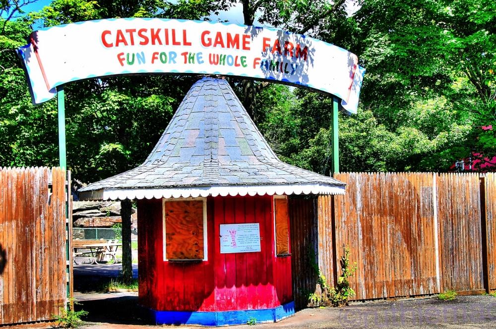 Old Catskill Game Farm 1