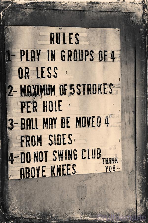 ST OCGF rules