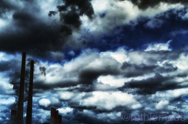 Sky over TVA