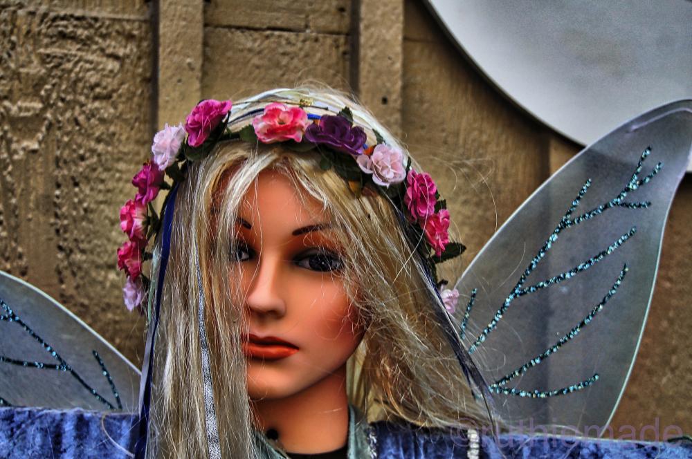 Angelic Scarecrow