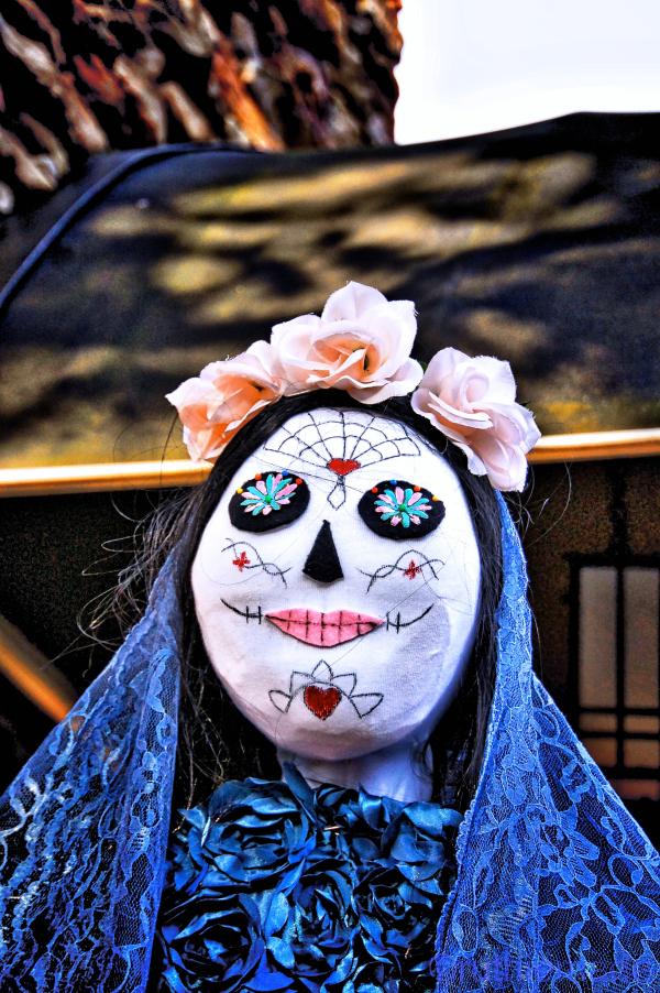 Bride of the Dead Scarecrow