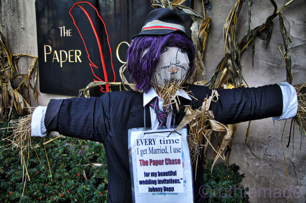 ST Johnny Depp Scarecrow