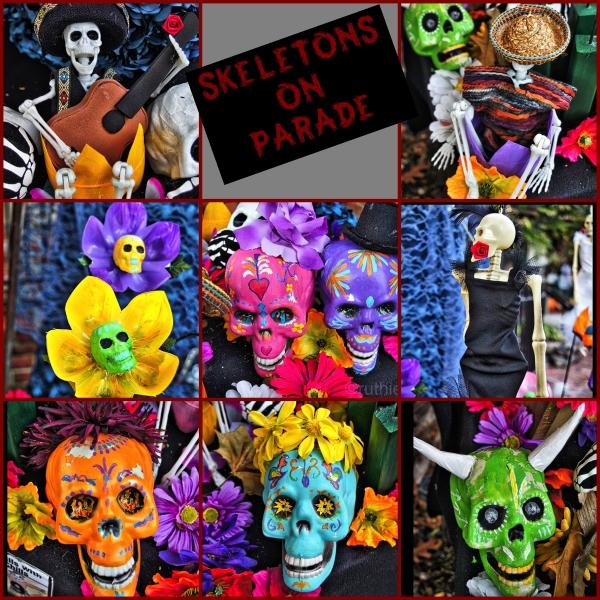 Skulls on Parade