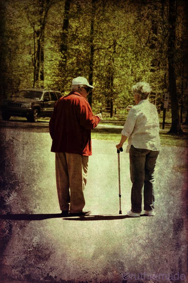 Life is a long Walk