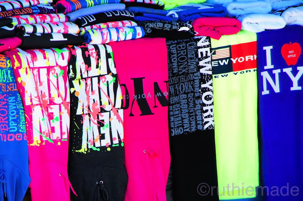 NYC shirts