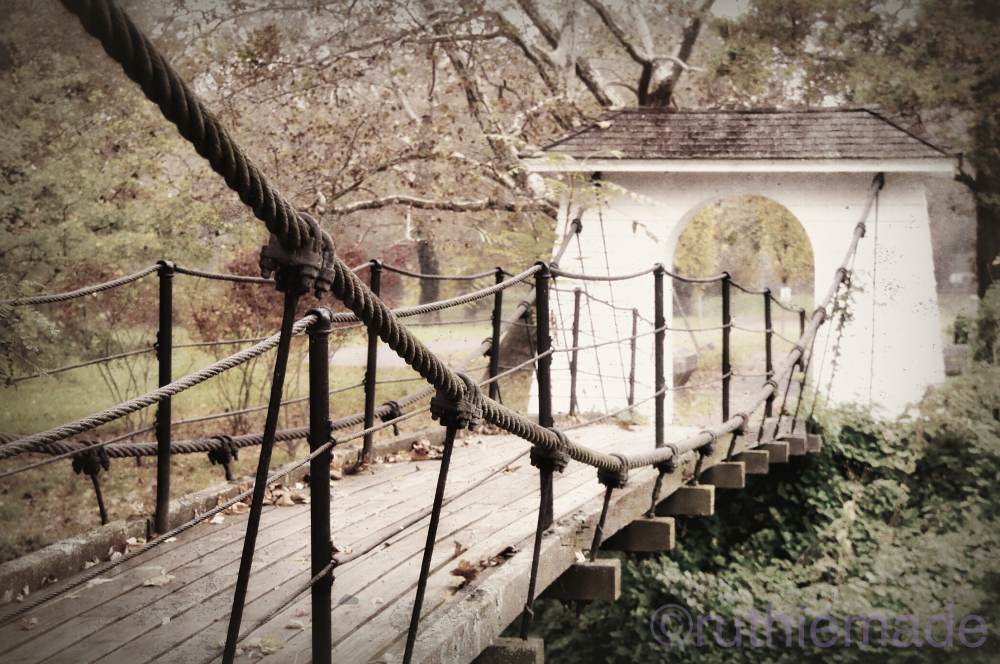 Old Time Walking Bridge 3