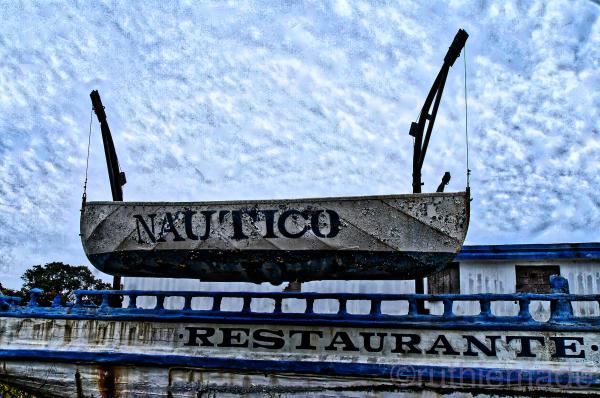 Abandoned Restaurant 2