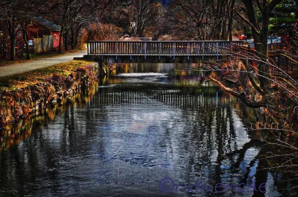 Lambertville Canal
