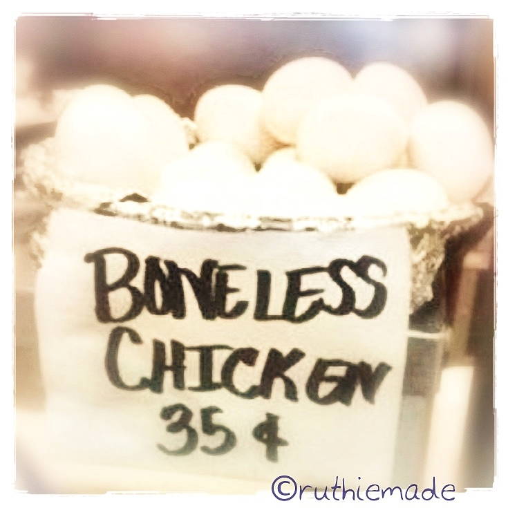 ST Boneless Chicken