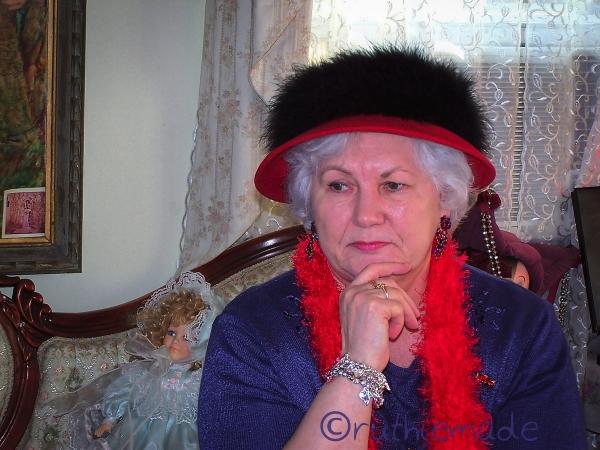 Red Hat Friend 1