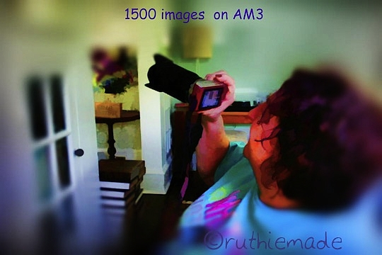 Today marks 1500 images posted