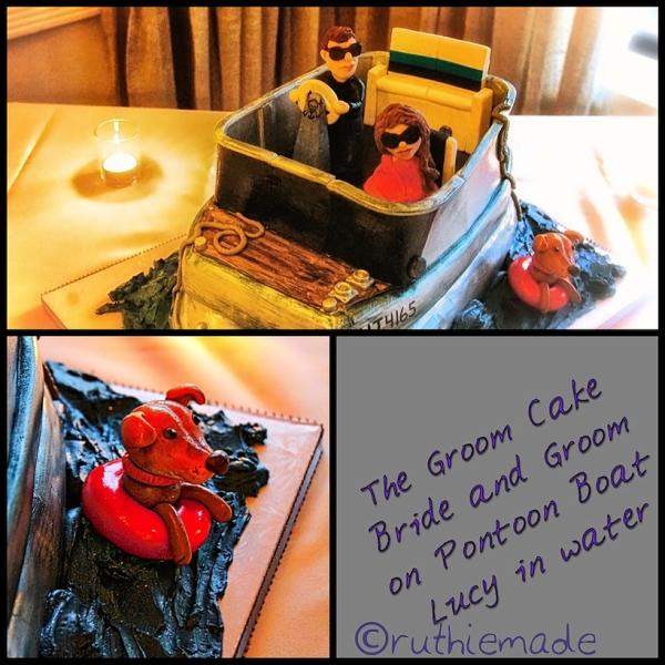ST Groom Cake