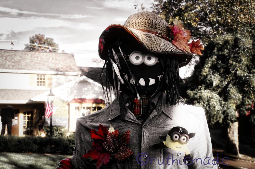 Scarecrow SMile