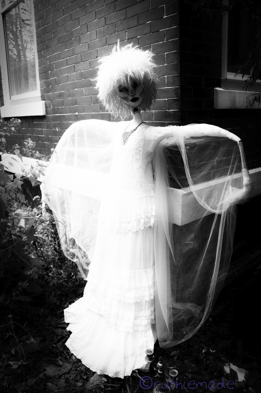 Ghostly Woman