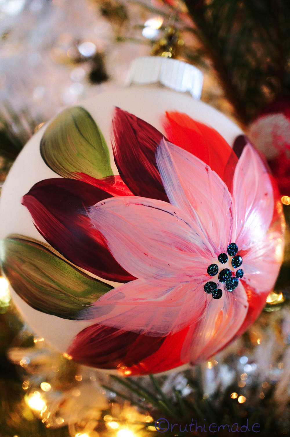 FLower Ornament