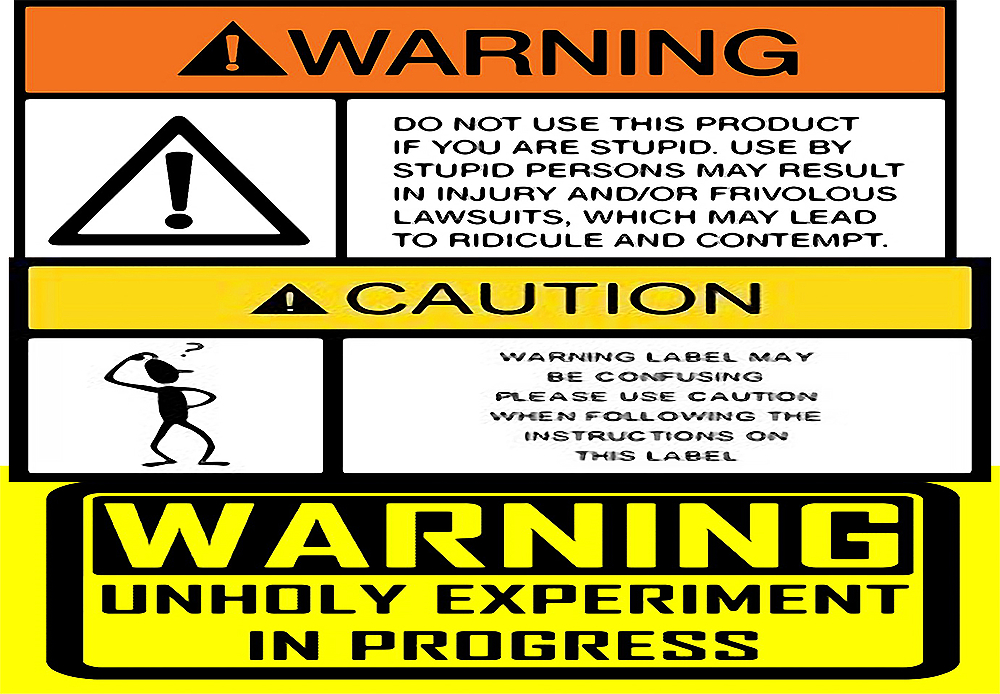 ST Warning SIgns