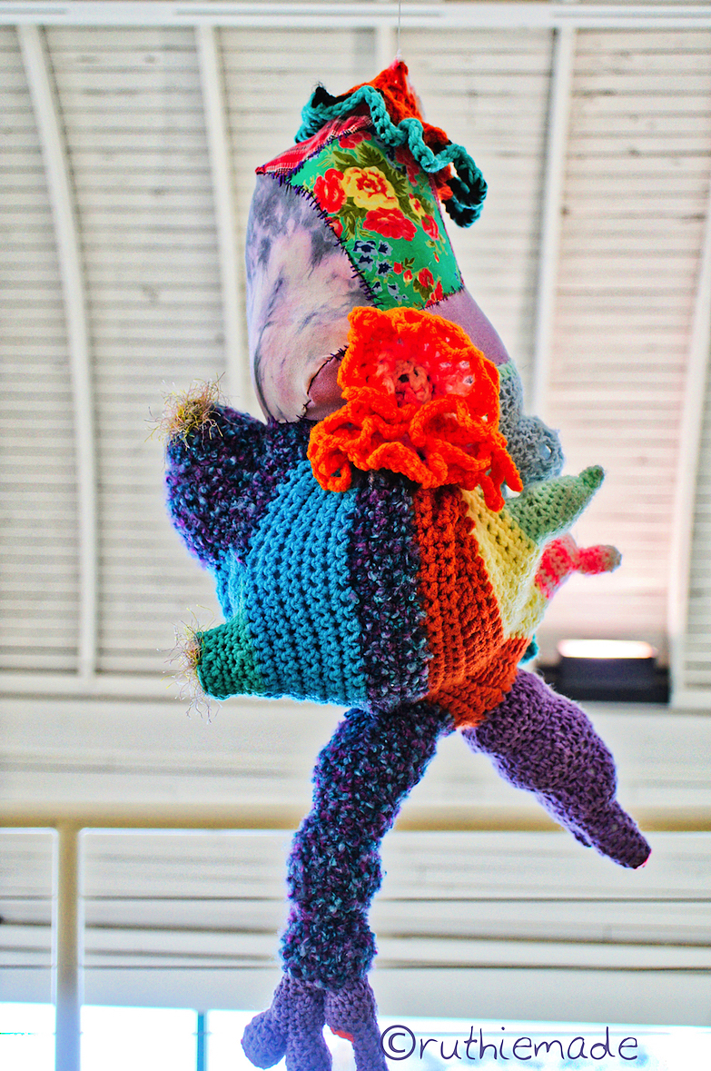 Colorful Crochet Nightmares