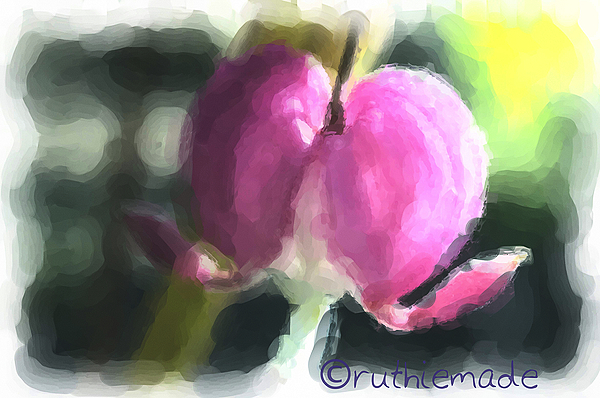 Bleeding Heart (Painterly)