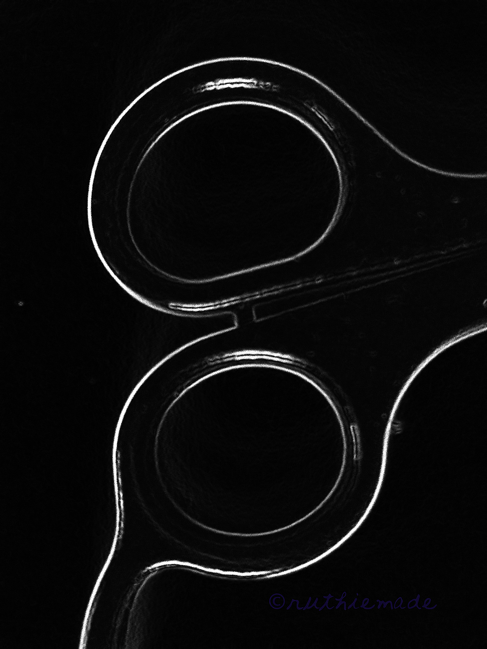 Circle of LIfe Scissors