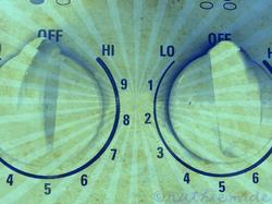 Circle of Life Stove Controls