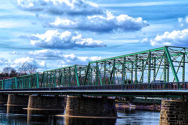 Bridge in Lambertville NJ