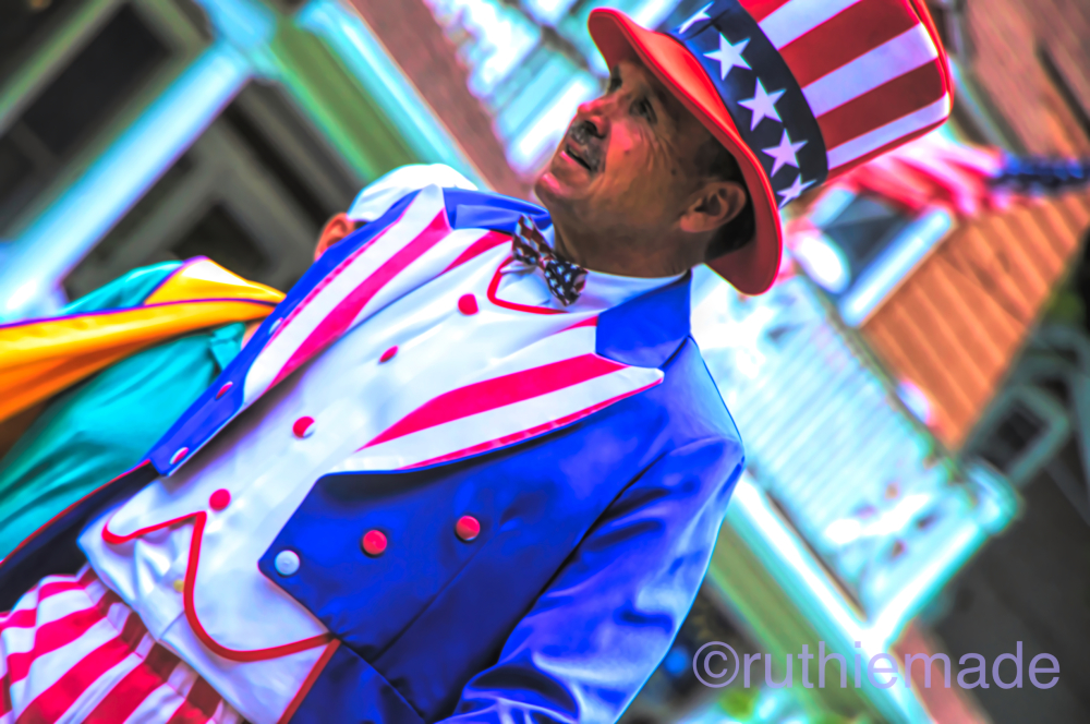 July 4th Uncle Sam