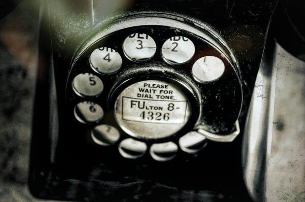 Circle of Life Rotary Phone