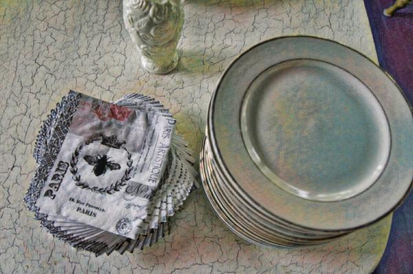CIrcle of Life Plates