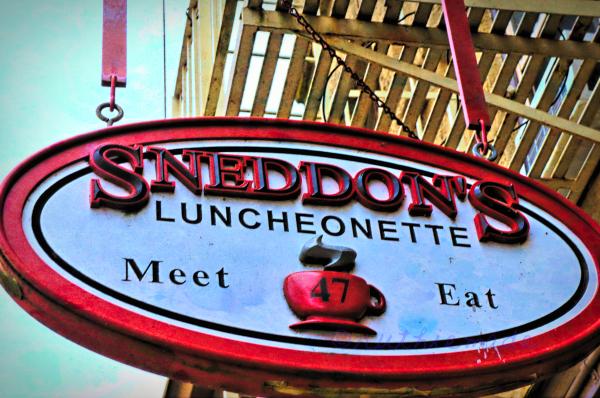 Sneddon's in Lambertville