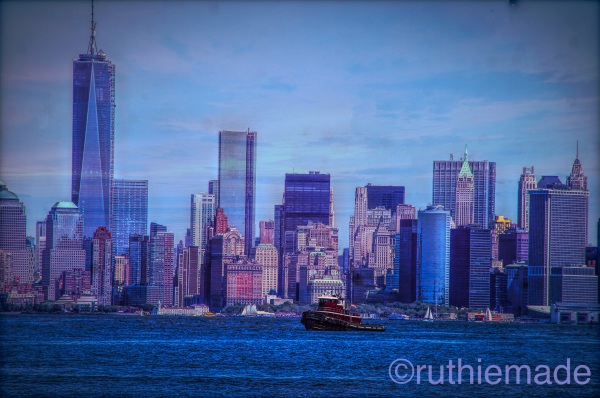NYC Tugboat