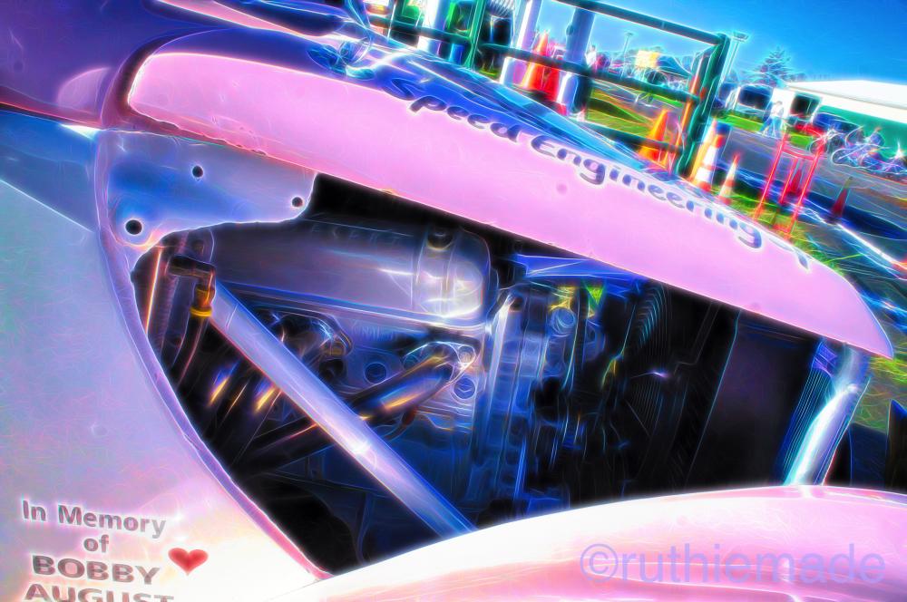 Car Show Pink