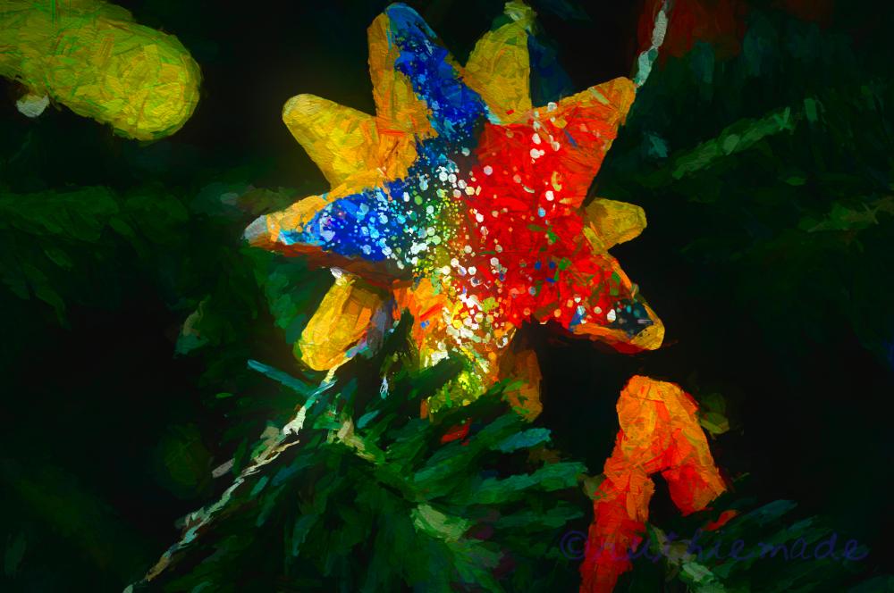 Kid's Tree Ornament
