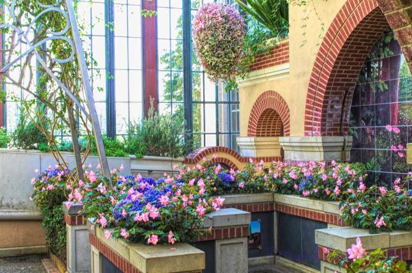 Garden Conservatory